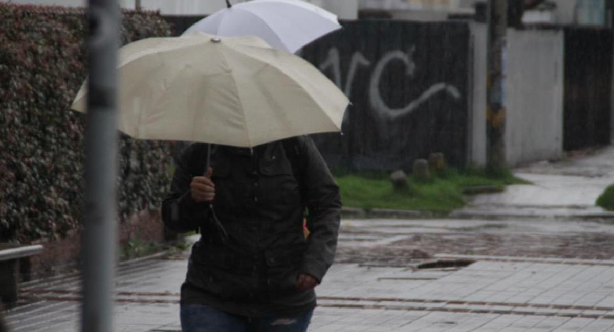 Temporada de lluvias en Bogotá continuará este mes. Foto: Alcaldía de Bogotá