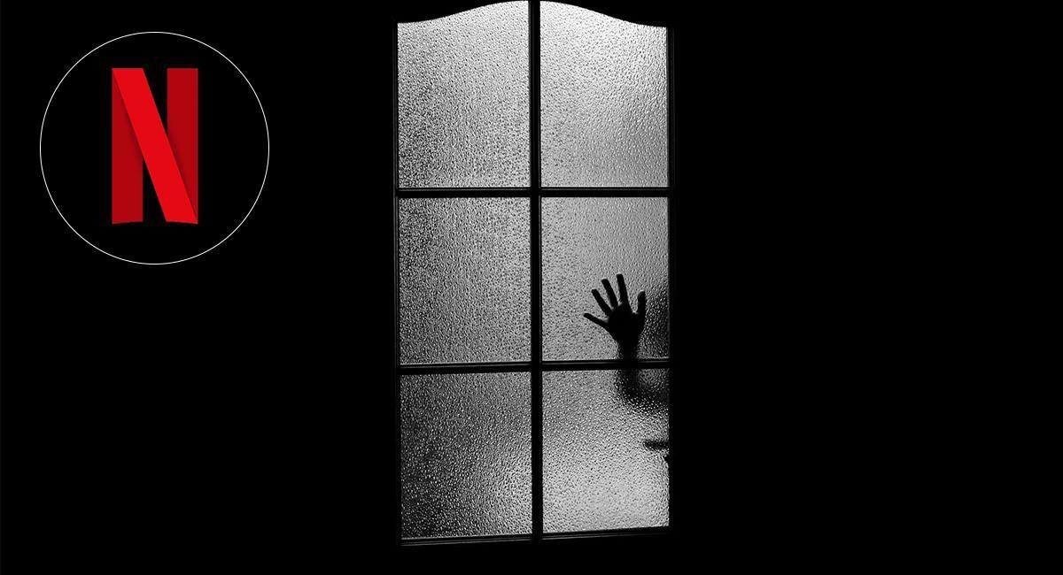 Captan supuesto fantasma en imágenes transmitidas en un documental de Netflix. Foto: Shutterstock /Twitter @netflix