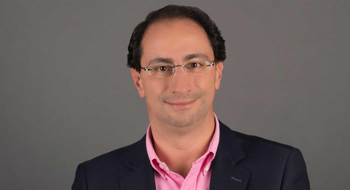 El ministro de Hacienda José Manuel Restrepo remplazó a Alberto Carrasquilla quien renunció luego de los graves hechos producidos en el paro nacional. Foto: Facebook 360 Radio Colombia