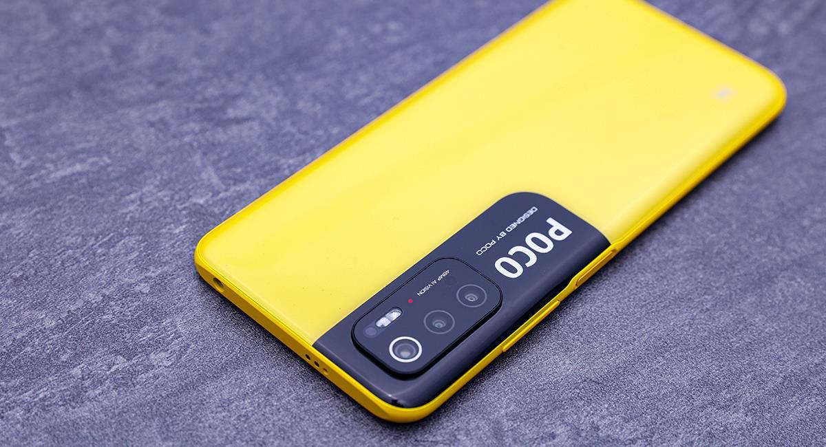 El smartphone tiene el procesador insignia MediaTek Dimensity 700 5G. Foto: POCO