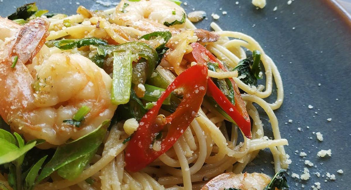 Los camarones son una excelente opción de proteína de alta calidad. Foto: Pixabay