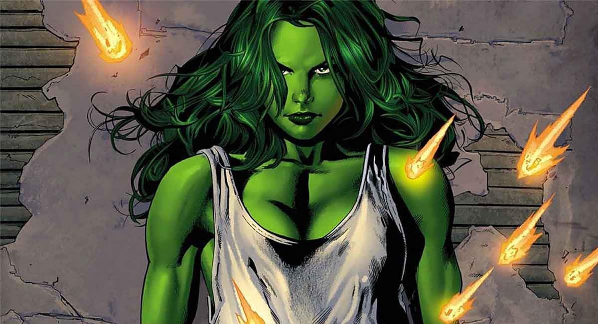 """""""She-Hulk"""" es una de las series más esperadas de Marvel Studios. Foto: Twitter @Marvel"""
