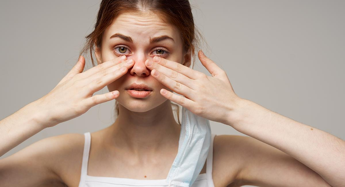 Sabías qué: la COVID-19 también podría afectar la visión. Foto: Shutterstock
