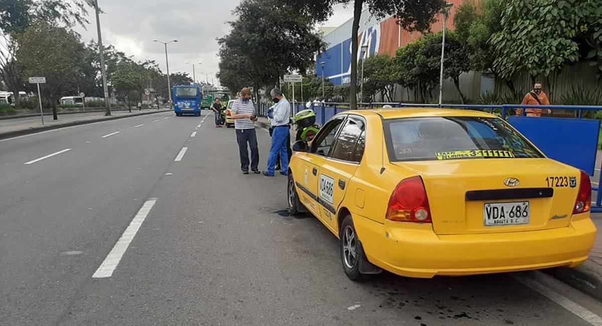 Supuestos agentes de tránsito de la Policía llaman a sus víctimas para estafarlas con información confidencial. Foto: Facebook Alcaldía Local de Engativá