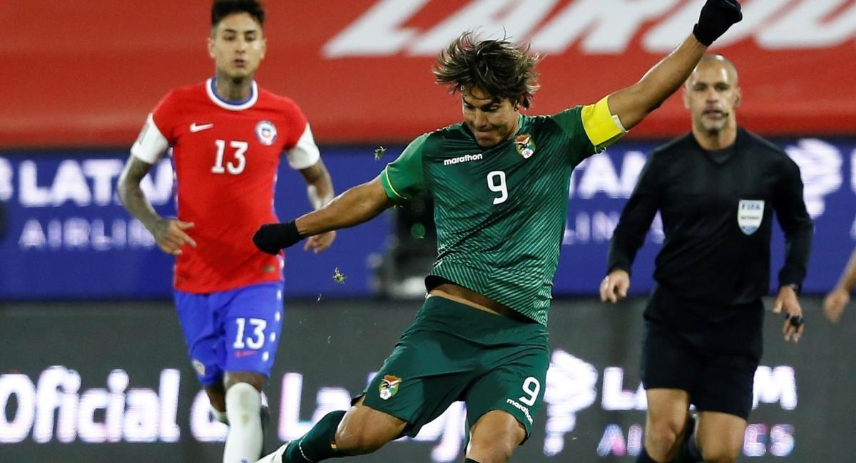 Positivos en la Selección de Bolivia. Foto: EFE