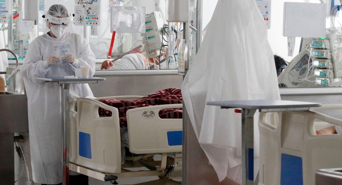 Las zonas de Colombia que más infecciones acumulan siguen siendo Bogotá, Antioquia y Valle del Cauca. Foto: EFE