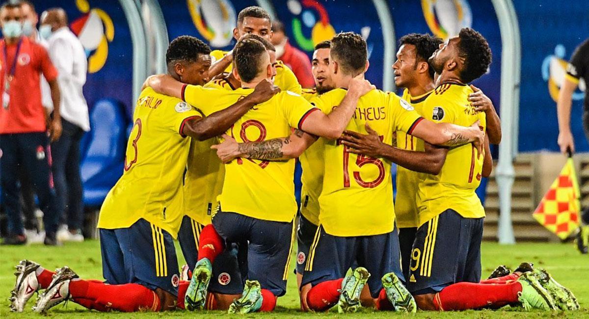 Los cuatro partidos de la Selección Colombia se podrán ver en TV Abierta. Foto: Twitter @FCFSeleccionCol