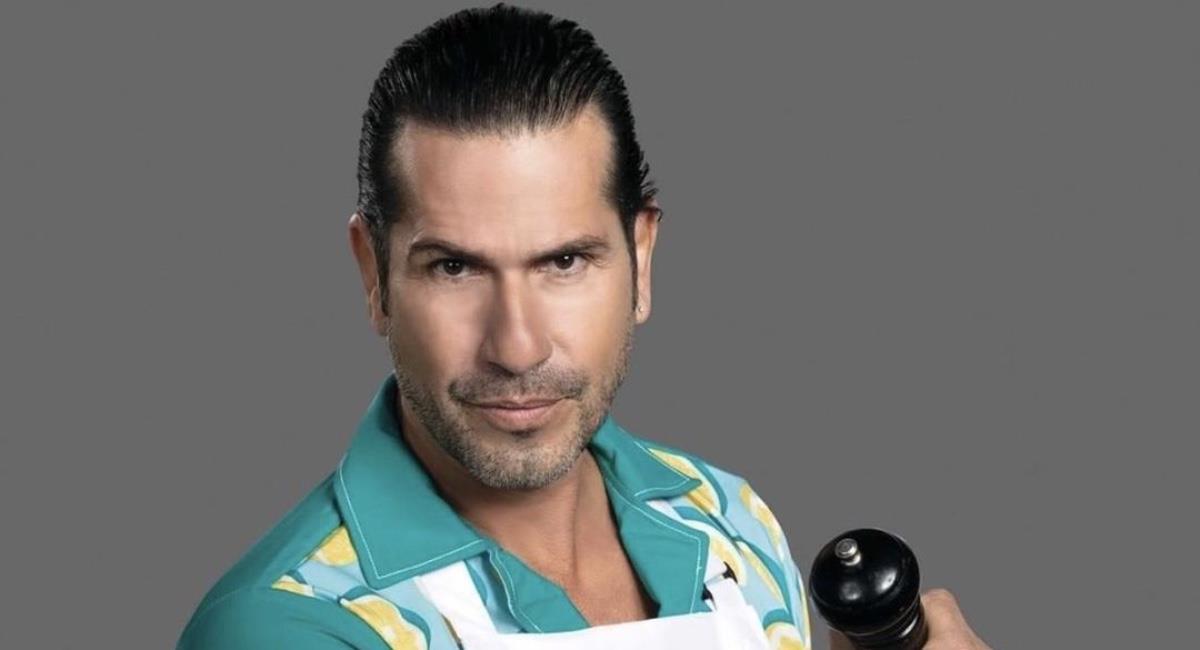 El actor no dio muchos detalles sobre el deceso. Foto: Instagram @gregoriopernia.