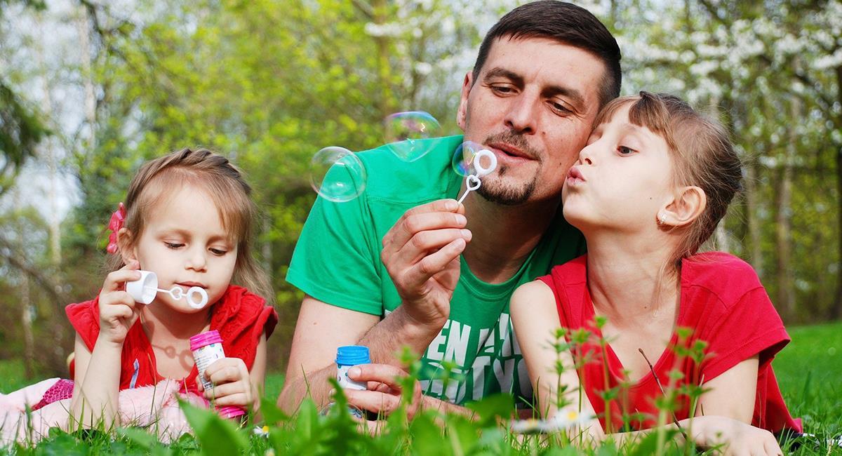 Día del padre: los mejores papás pertenecen a estos 5 signos del zodiaco. Foto: Pixabay