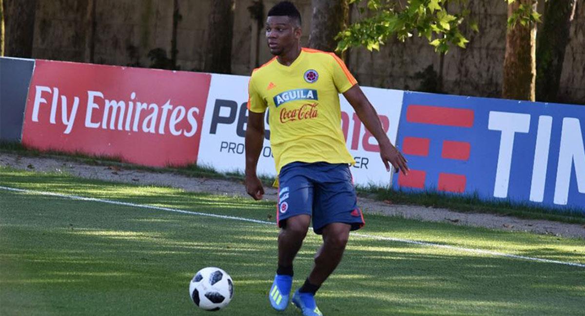 Frank Fabra volverá a la Selección Colombia para la Copa América. Foto: Twitter @FCFSeleccionCol