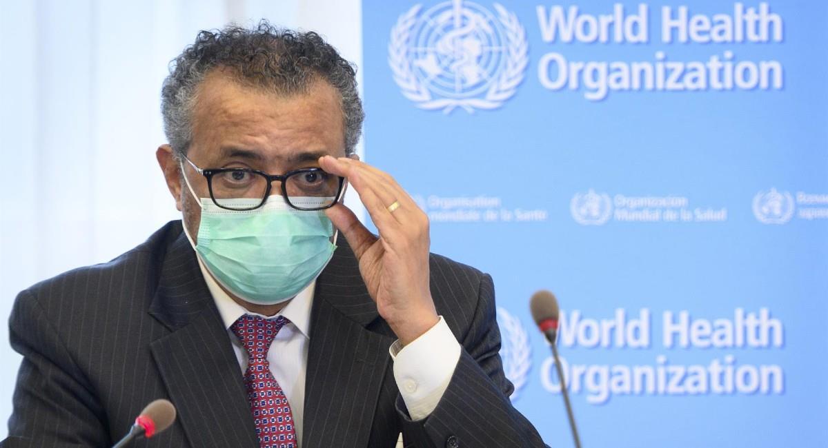 Colombia, el tercer país con más casos a nivel mundial. Foto: EFE