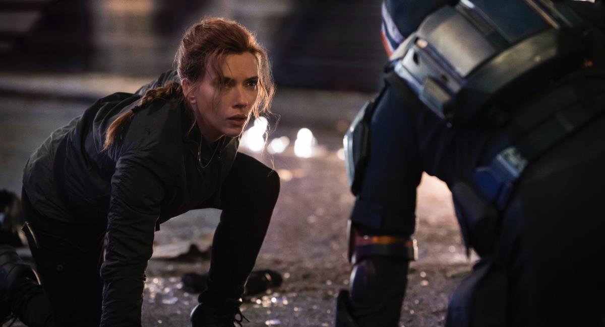 """Black Widow"" será la próxima película de Marvel Studios. Foto: Twitter @theblackwidow"