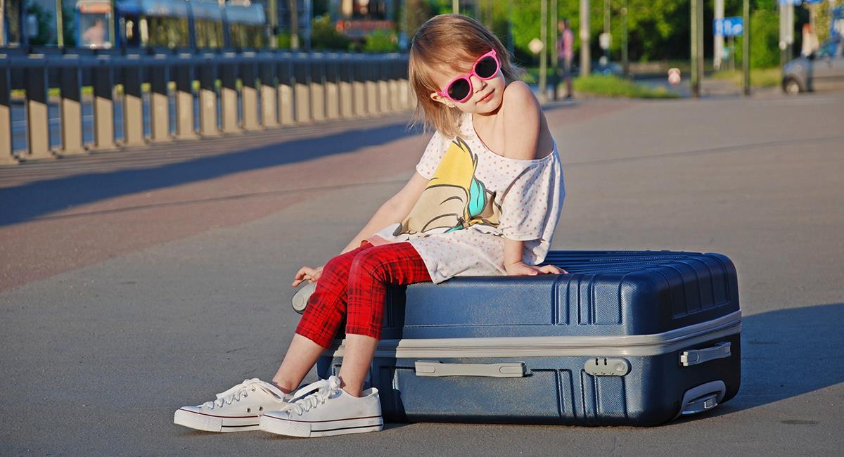 Turismo con los más pequeños: consejos de viaje según la edad de los niños. Foto: Pixabay