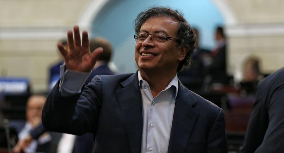 """Gustavo Petro ha llamado """"violador de Derechos Humanos"""" en varias ocasiones a Alejandro Ordóñez. Foto: Twitter @lafm"""