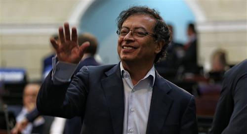 """Para Gustavo Petro, exprocurador Ordóñez es un """"violador"""" de Derechos Humanos"""