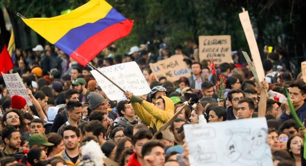 No paran las manifestaciones. Foto: Facebook