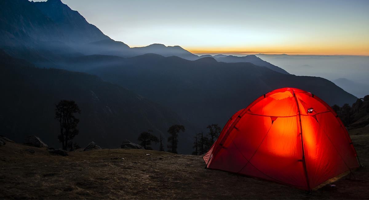 Destinos bonitos y económicos: 5 lugares para acampar cerca de Bogotá. Foto: Pixabay