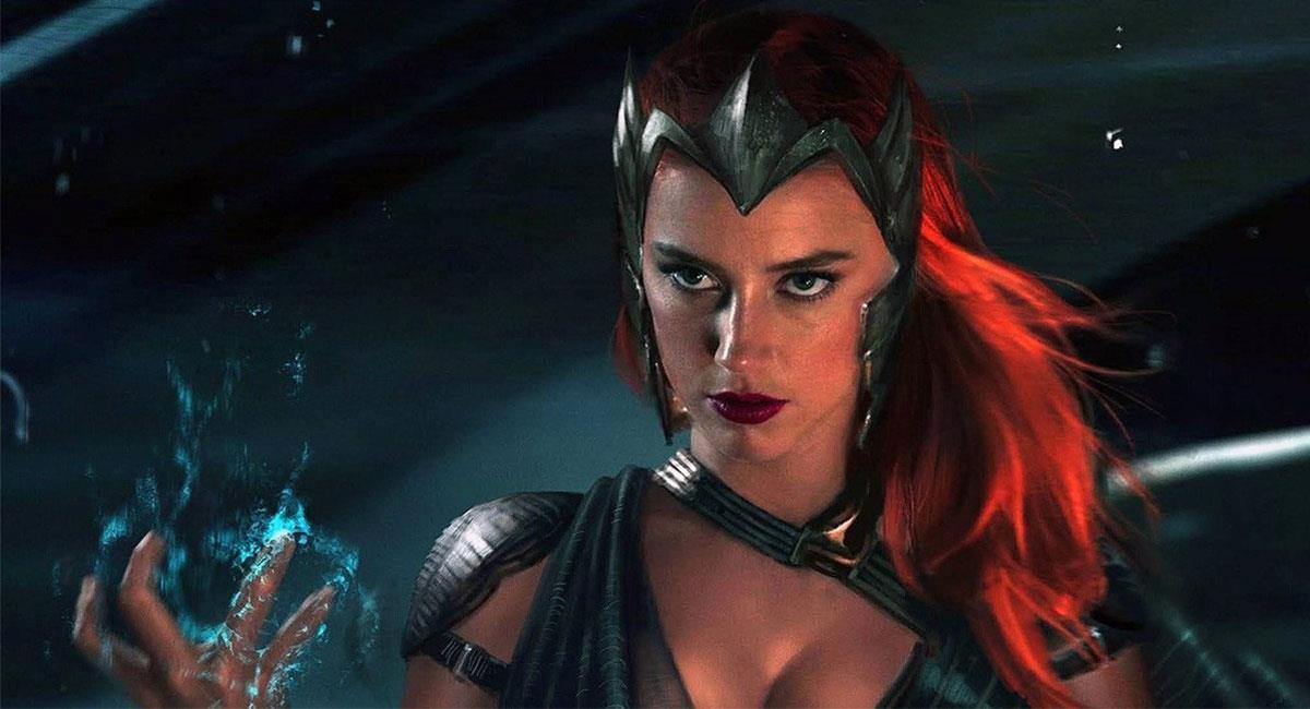 """Pese a los reclamos de los fans de Johnny Depp, Amber Heard estará en """"Aquaman 2"""". Foto: Twitter @aquamanmovie"""