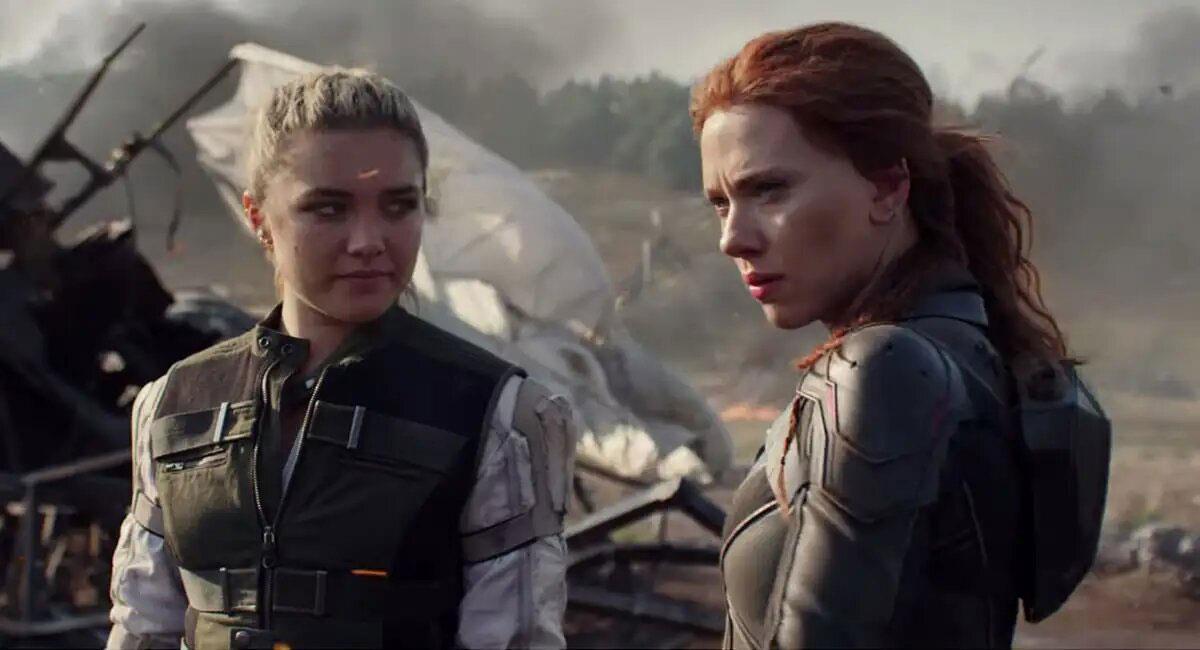 """""""Black Widow"""" es la primera película de la fase 4 del Universo Cinematográfico de Marvel. Foto: Twitter @theblackwidow"""