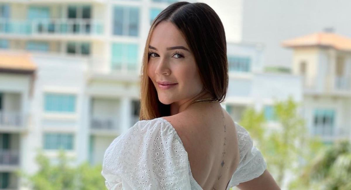 La actriz disfruta de varios ambientes. Foto: Instagram @linatejeiro.