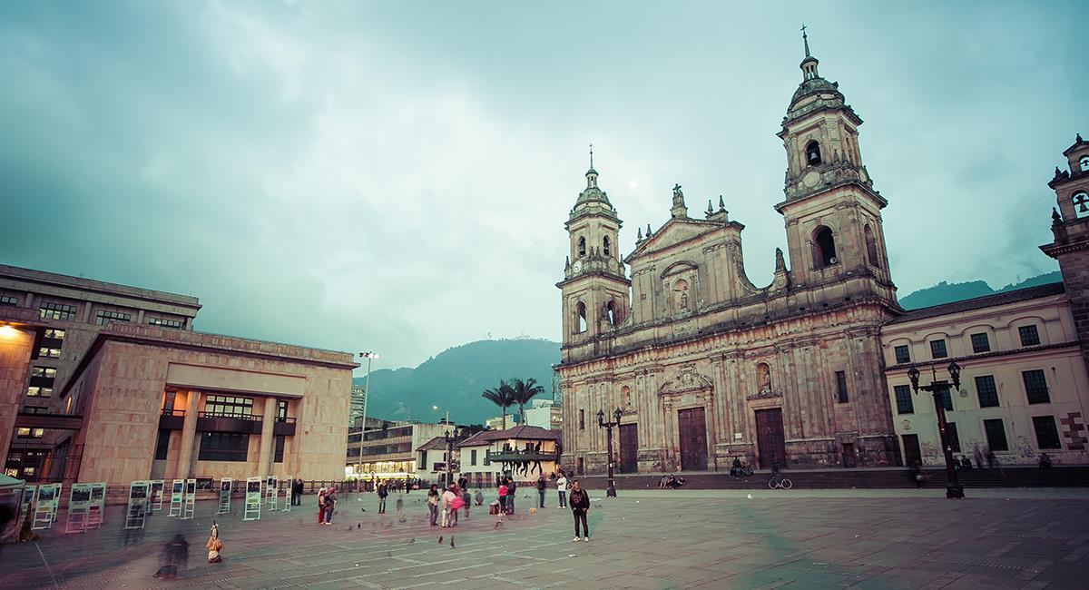Bogotá y otras ciudades lanzan la 'Ruta Colonial' para impulsar el turismo. Foto: Shutterstock