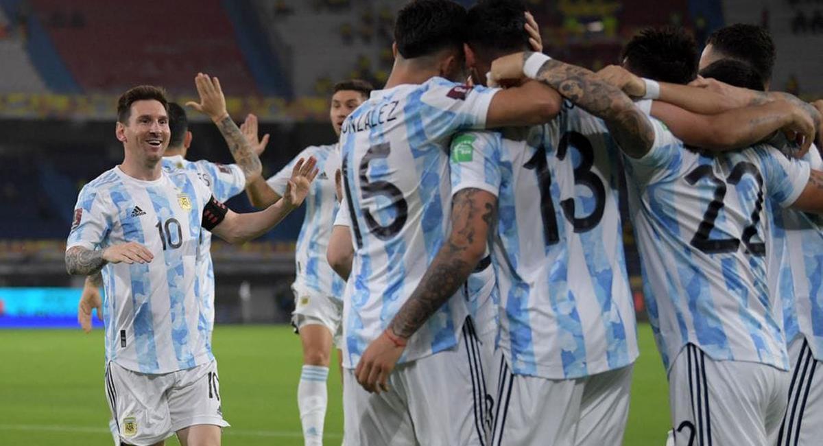 Un solitario gol de Guido Rodríguez fue necesario para la victoria de Argentina sobre Uruguay en la Copa América. Foto: Facebook Fueradejuegoonline