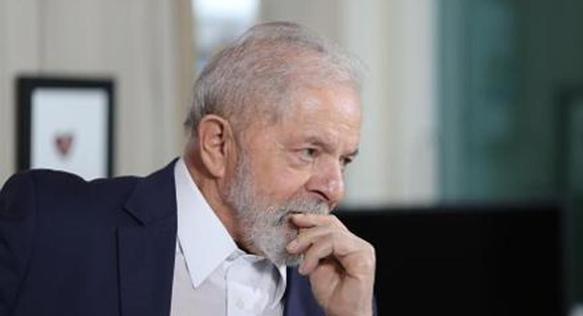 Luiz Inácio Lula da Silva arremete contra Jair Bolsonaro y confía en ser candidato en las próximas elecciones. Foto: Twitter @SeAmeSeRespeite