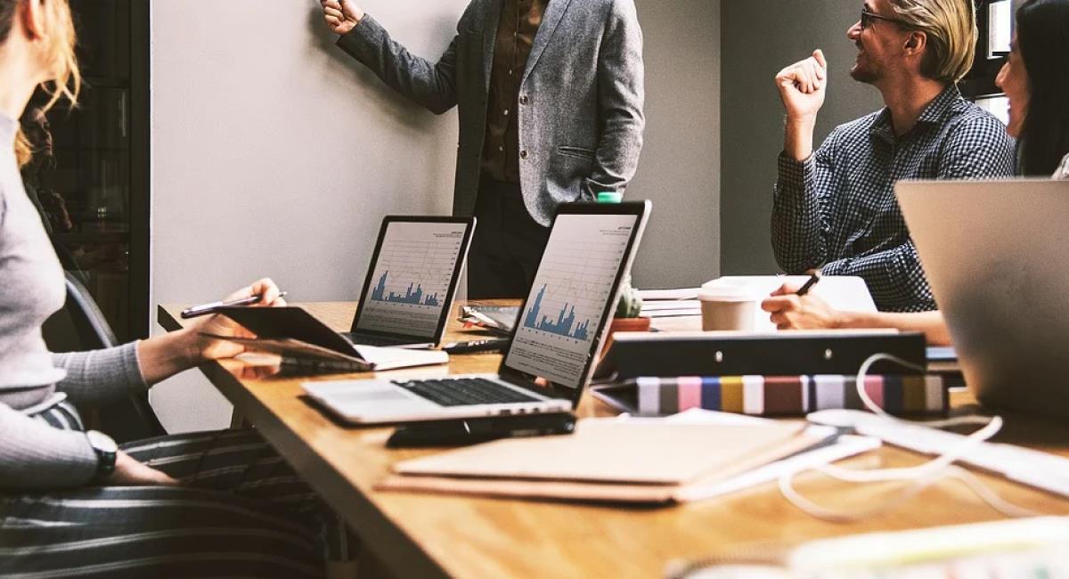 La meta este año es tener 800 mentores que beneficien a 6.000 empresas. Foto: Pixabay
