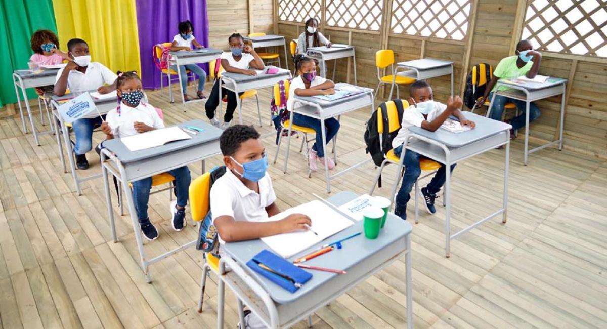 MinEducación emite orientaciones para el regreso seguro a clases. Foto: Twitter @Mineducacion