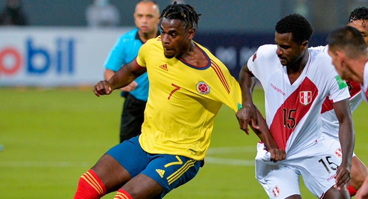 Colombia buscará vencer a Perú tras 20 años en Copa América. Foto: Twitter Prensa redes Selección Colombia.