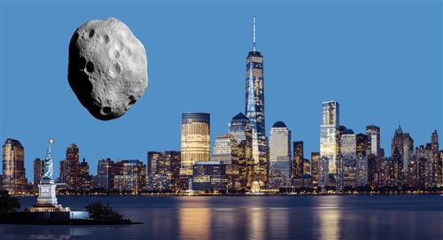 Asteroides NASA Tierra