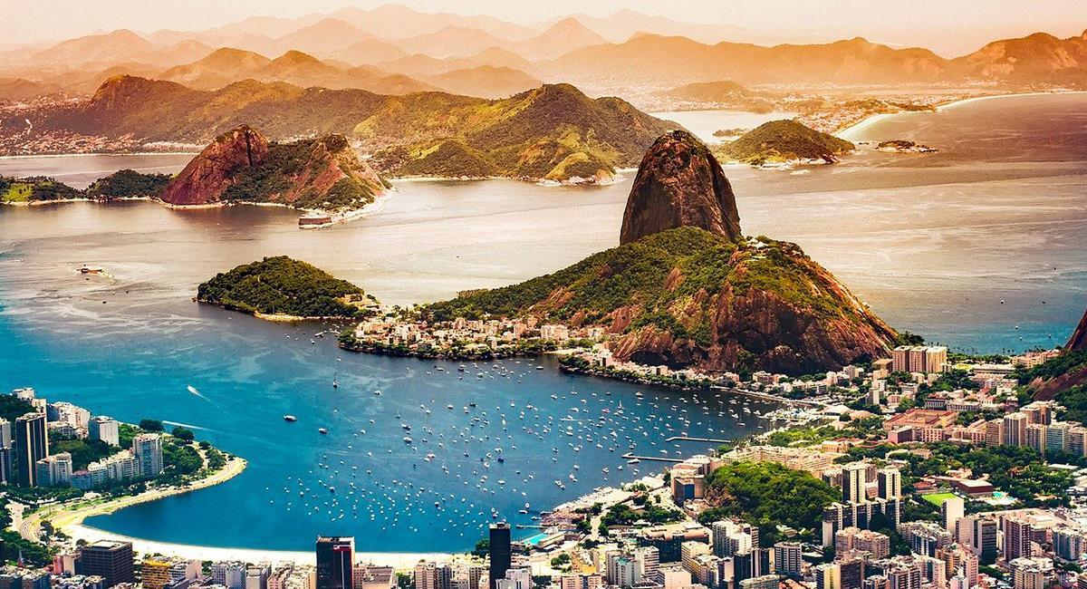 Viajar a Brasil y no visitar el 'Cristo Redentor' es no haberlo visitado. Foto: Pixabay