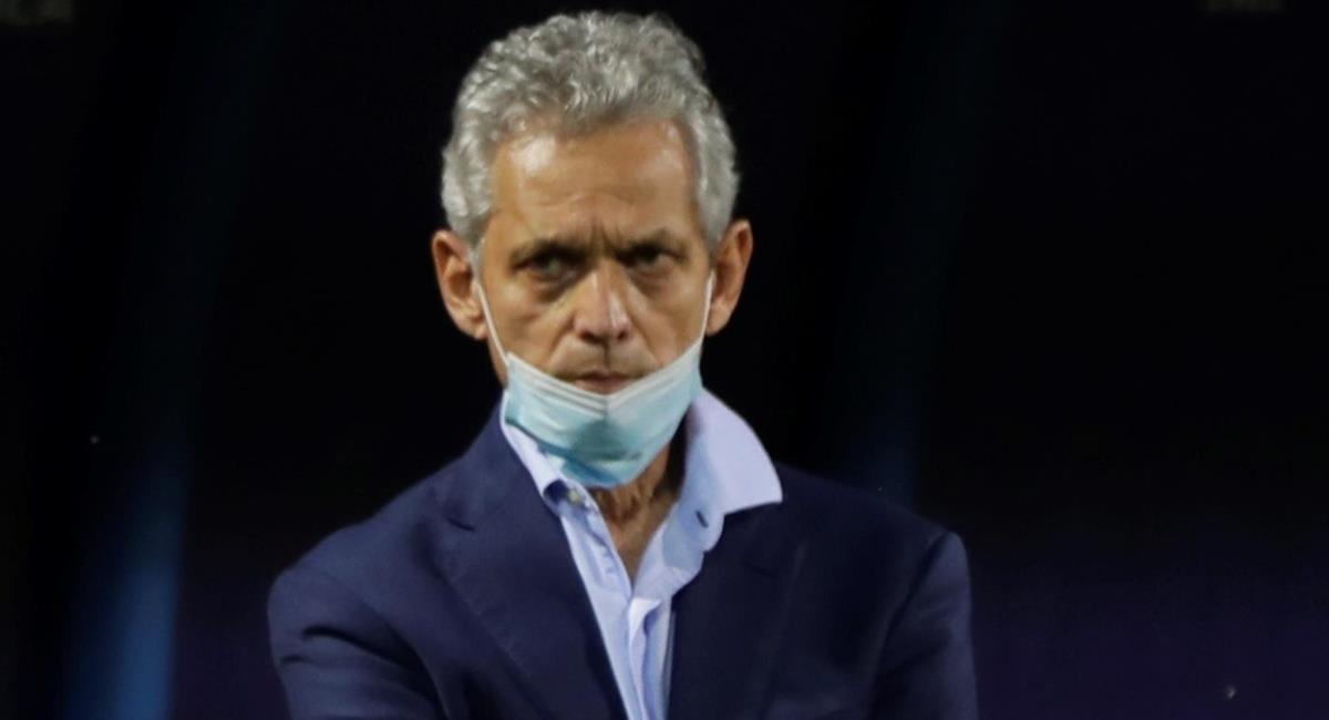 Reinaldo Rueda habló tras la derrota. Foto: EFE