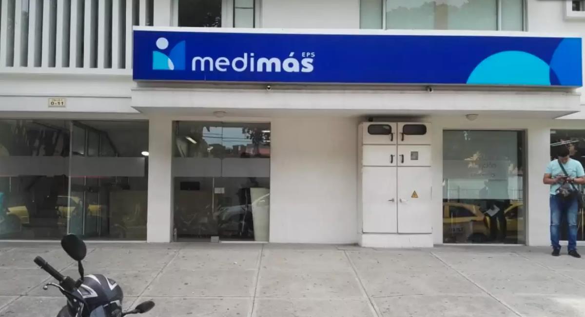 Medimás es la EPS con más tutelas en el país. Foto: Consultor Salud