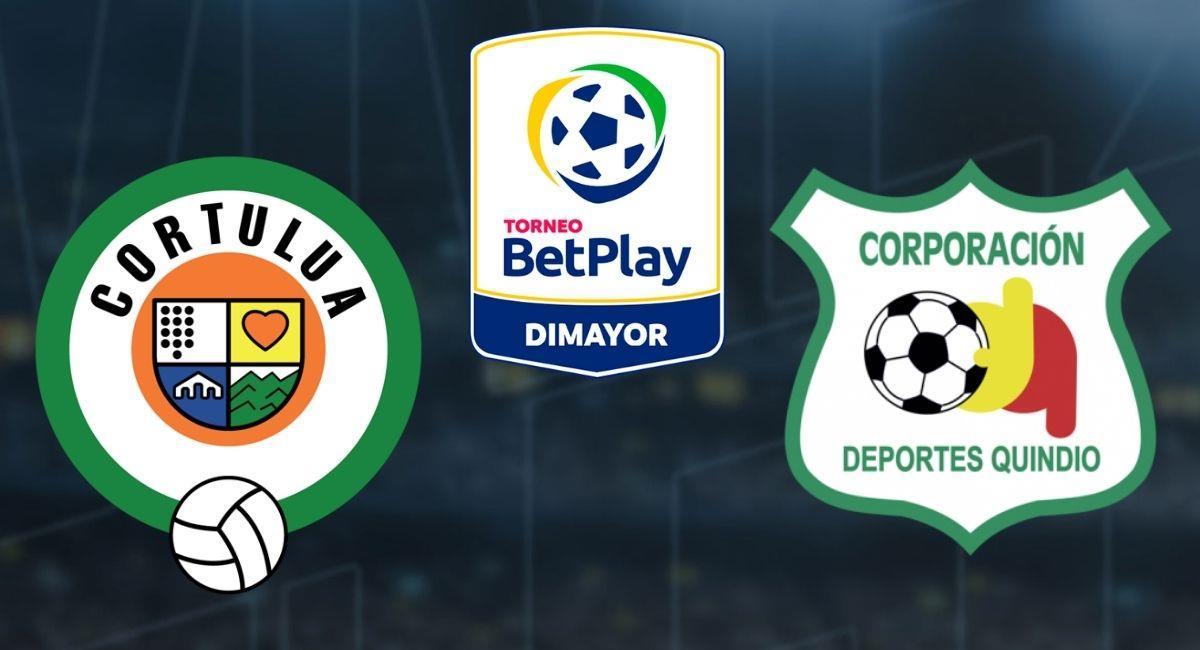 Cortuluá y Deportes Quindío disputarán la final del Torneo  de Ascenso. Foto: Twitter @Dimayor