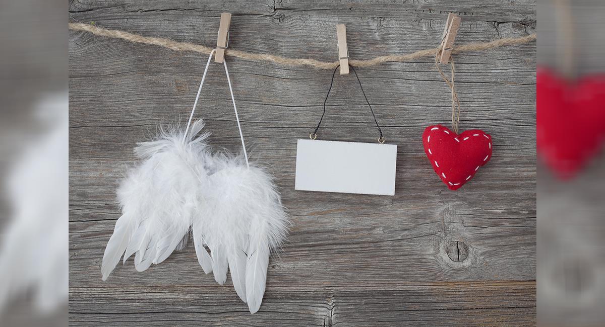Ritual al arcángel Chamuel para hacer una petición amorosa. Foto: Shutterstock