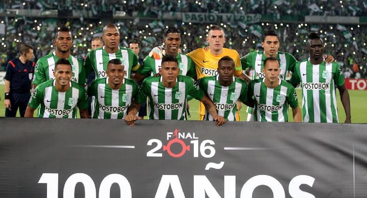 Algunos de los que regresarían, quedaron campeones en la Libertadores de 2016. Foto: Twitter @nacionaloficial