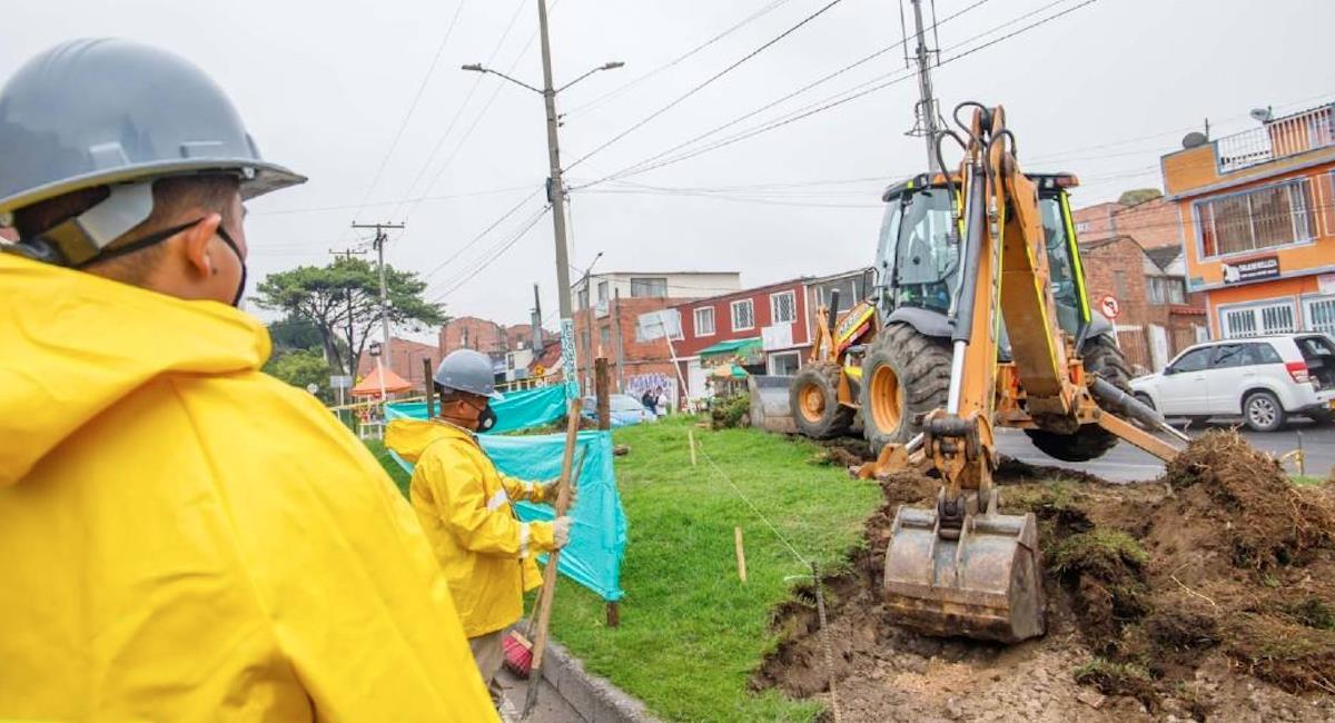 La Empresa del Metro asegura que no habrán retrasos en obras. Foto: Alcaldía de Bogotá