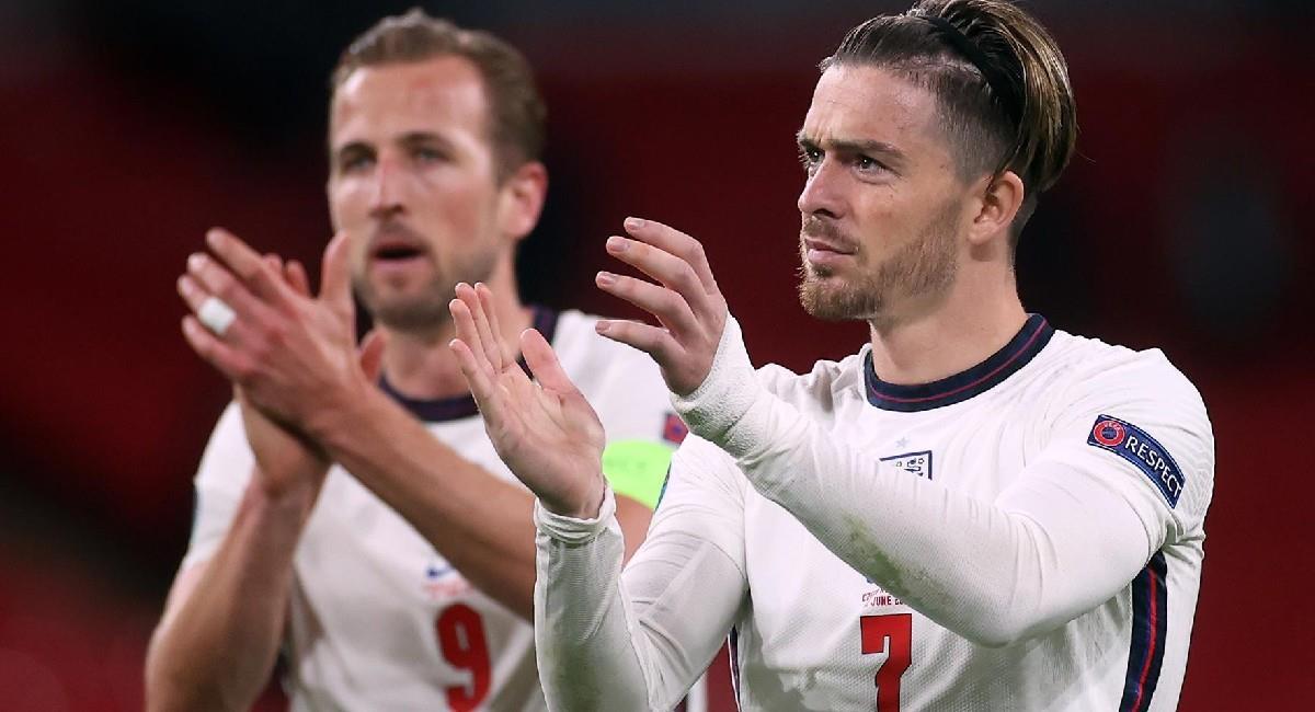 Inglaterra se clasifica a octavos de final de la Eurocopa 2020 como líder del Grupo D. Foto: EFE