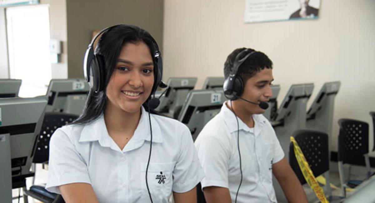 Sena ofrece cursos para más de 43 mil personas. Foto: SENA