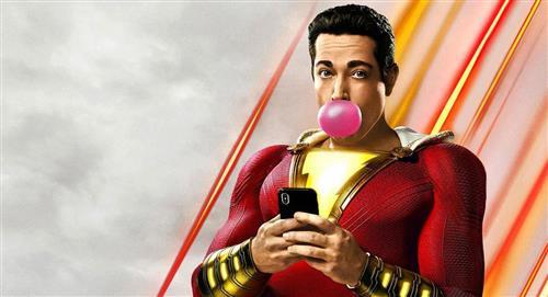 "Se reveló la primer imagen oficial de ""Shazam!: Fury Of The Gods"""