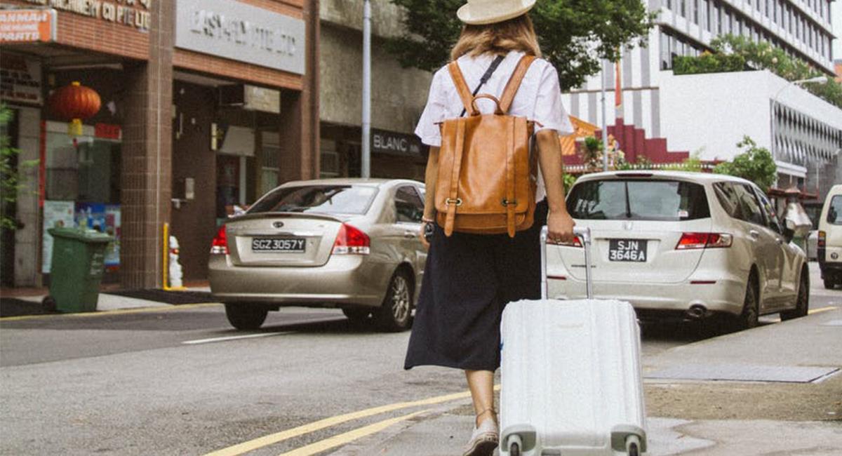 Viajar cómodo y teniendo claro los requerimientos para el alojamiento facilitará las cosas. Foto: Pexels
