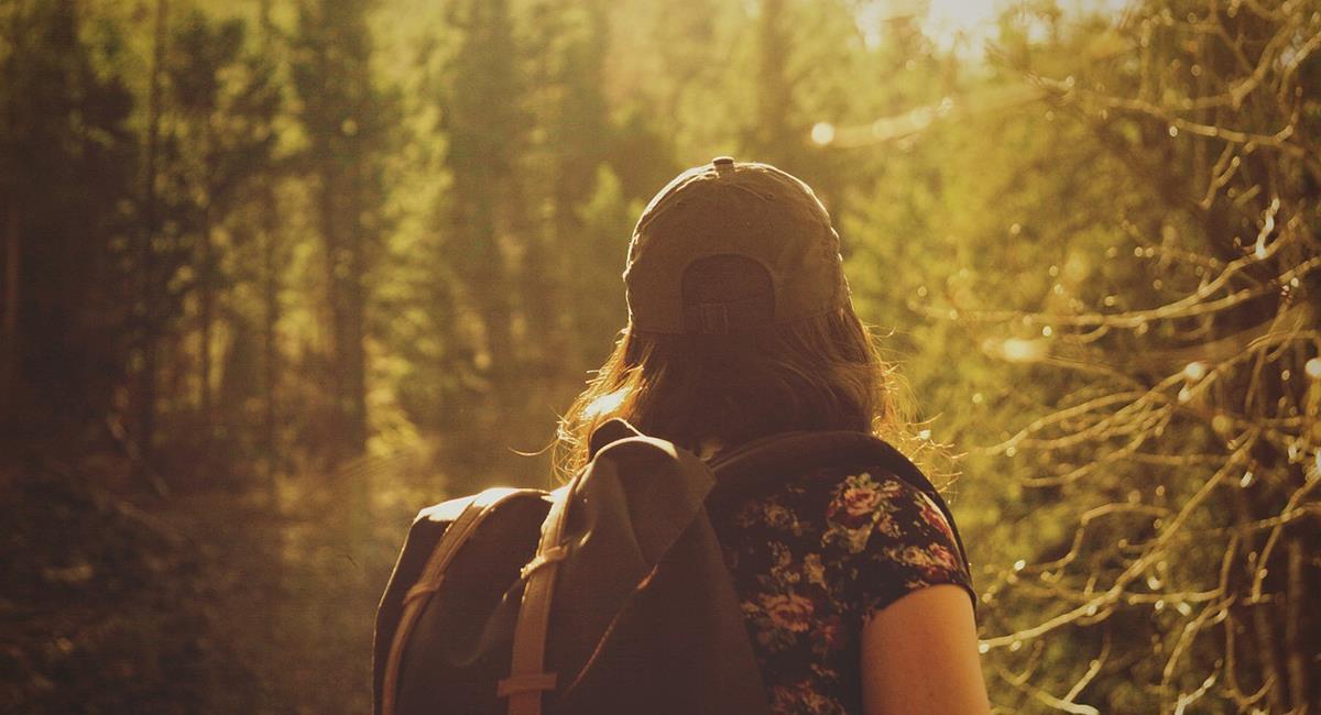 Una tendencia de viaje en 'solitario' crece, como alternativa entre los colombianos. Foto: Pixabay