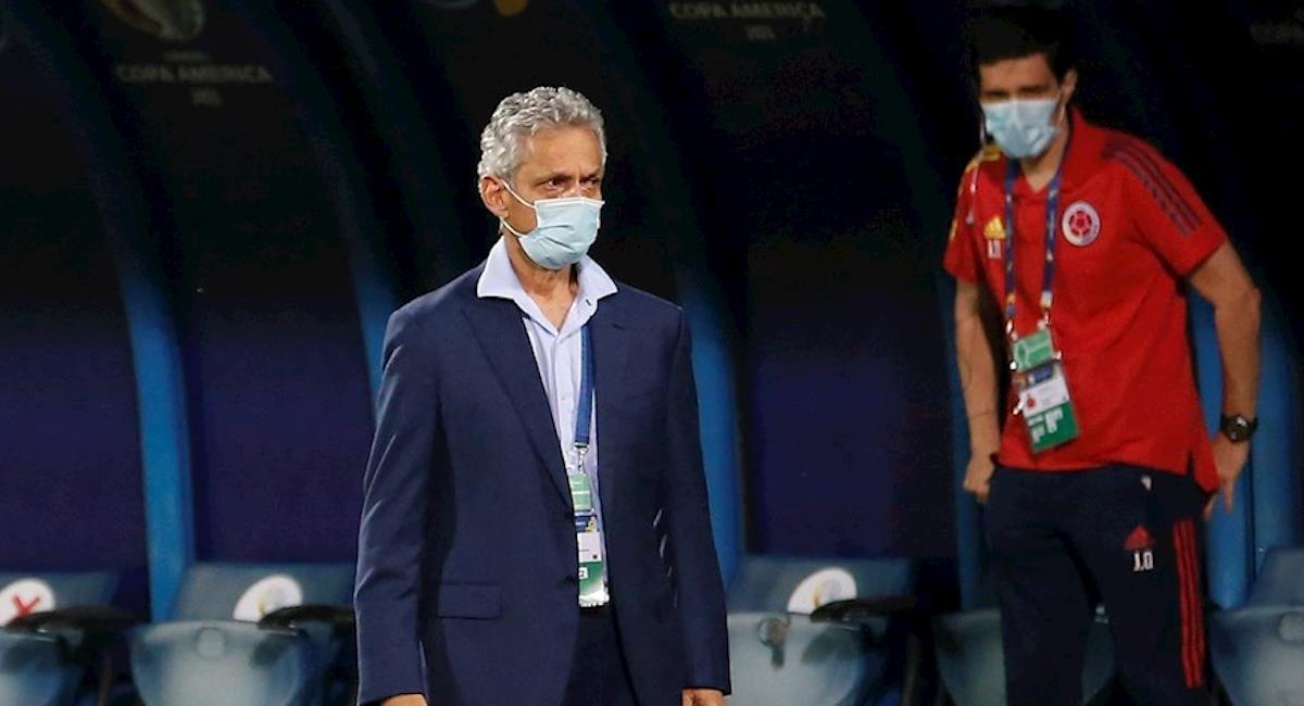 Rueda quiere hacer historia ante Brasil en la Copa América. Foto: EFE