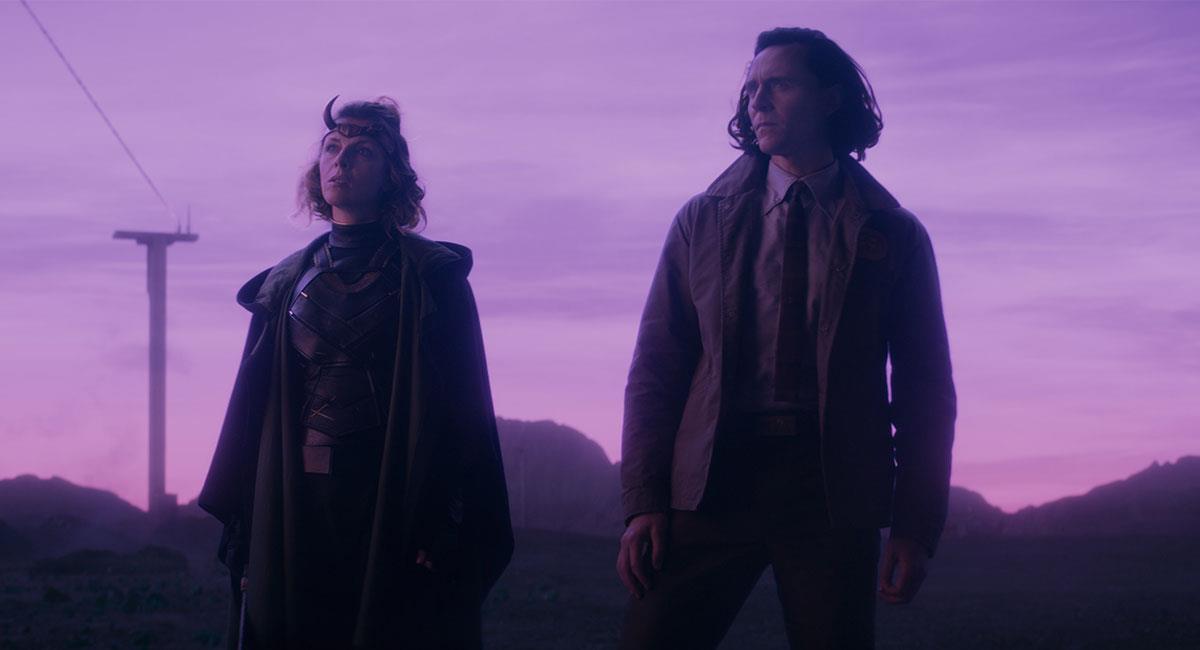 Loki y Ladi Loki tuvieron un gran desarrollo en el tercer episodio de la serie de Marvel Studios. Foto: Twitter @LokiOfficial