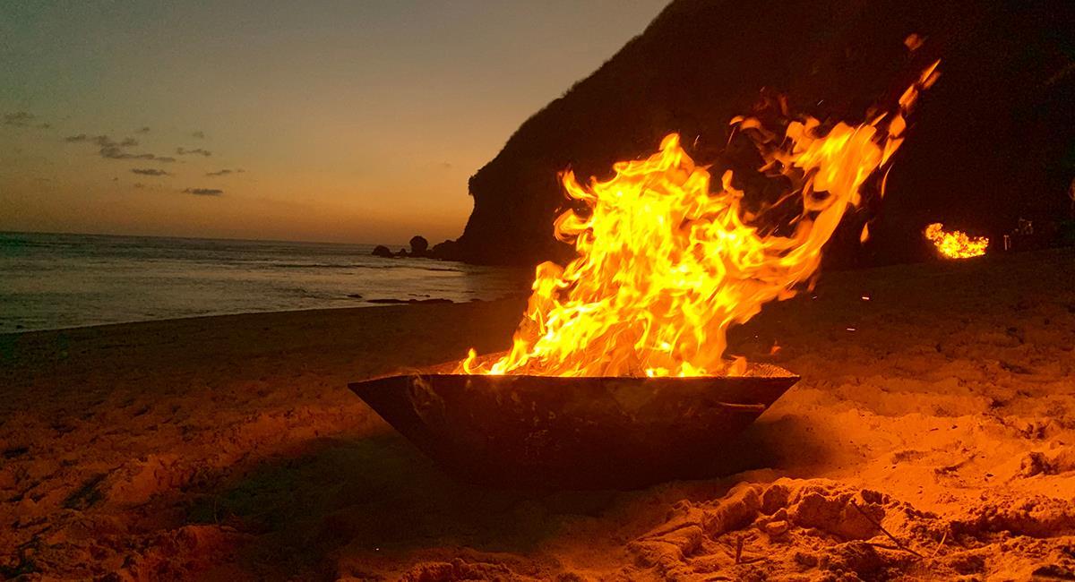 Noche de San Juan: 5 rituales para pedir deseos, atraer el amor y tener éxito. Foto: Shutterstock