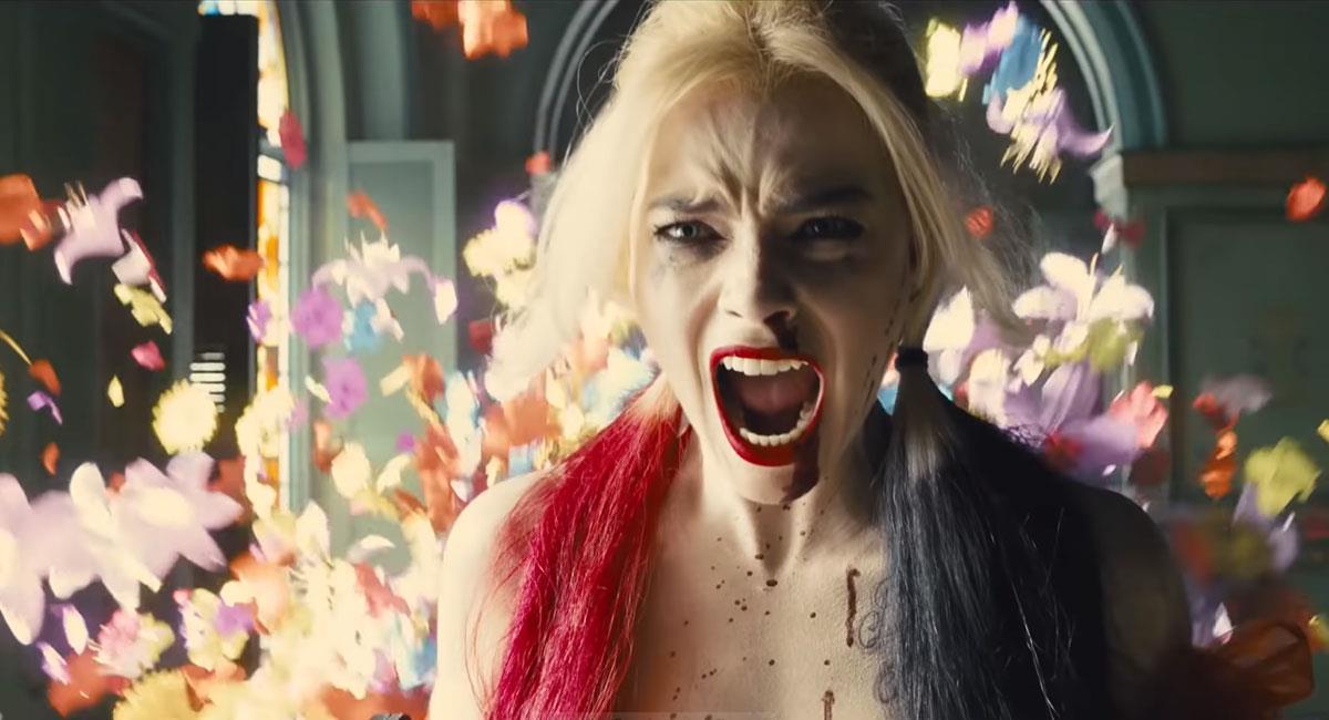 """Harley Quinn hará parte de esta nueva versión de """"The Suicide Squad"""". Foto: Youtube Captura Warner Bros Latinoamérica"""