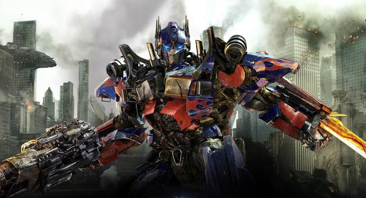 """""""Transformers"""" es una de las sagas de ciencia ficción más exitosas de los últimos años. Foto: Twitter @transformers"""