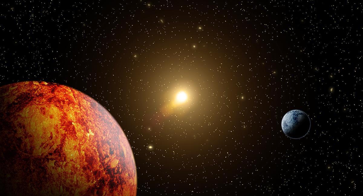 Los científicos ahora lograron detectar movimientos en la superficie de Venus. Foto: Shutterstock