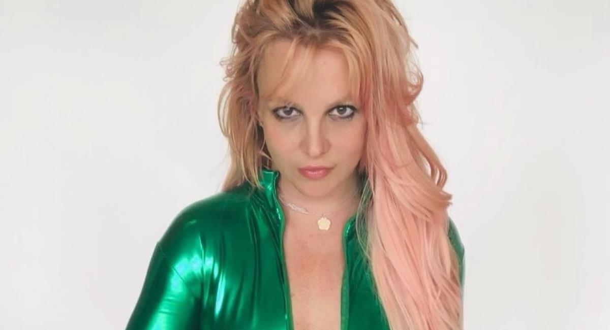 La cantante hizo serias acusaciones contra su familia. Foto: Instagram @britneyspears.